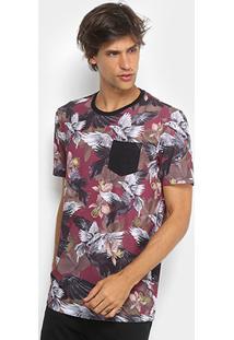 ... Camiseta Mcd Especial Crows Eye Masculina - Masculino db160f164f3