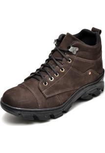 Bota Coturno Adventure Top Franca Shoes Cafe