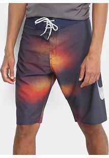 Bermuda Oakley Tormenta Boardshorts Masculina - Masculino-Marinho