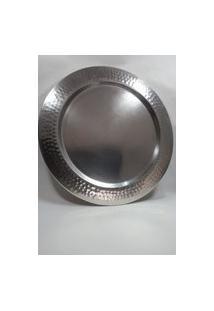 Sousplat Em Aluminio