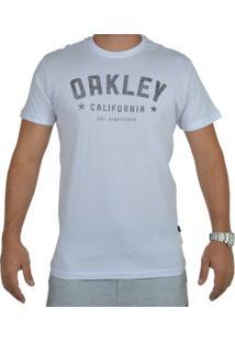 Camiseta Oakley Blend Arch Tee - Masculino