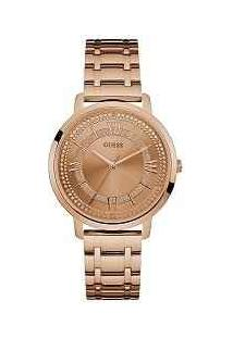 Relógio Guess Feminino Aço Rosé - W0933L3