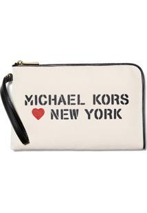Carteira Michael Kors The Michael Bag Nude
