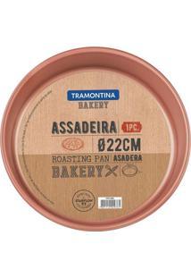 Assadeira Bakery- Bronze- 5,4Xø23,7Cmtramontina