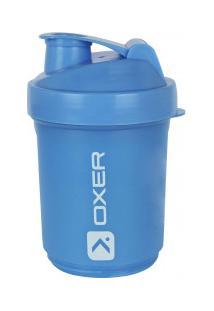 Coqueteleira Oxer Multshaker - 450Ml - Azul