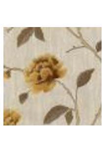 Papel De Parede Italiano Corte Antica 8214 Vinílico Com Estampa Contendo Floral