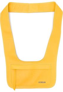 Jacquemus Bolsa Tiracolo Le Meunier - Amarelo