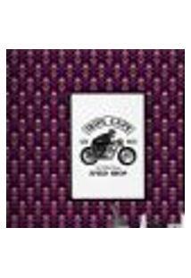 Papel De Parede Autocolante Rolo 0,58 X 3M Caveira 138790502
