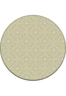 Tapete Love Decor Redondo Wevans Mosaic Off 84Cm