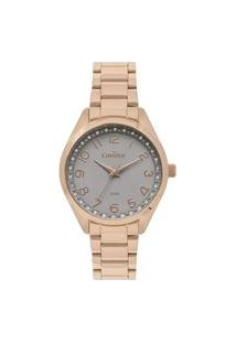 Relógio Condor Feminino Rose Analógico Co2035Moyk4C