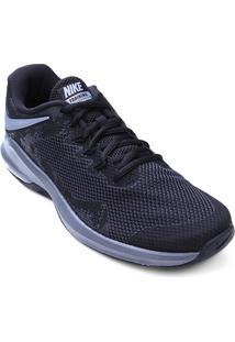 Tênis Nike Air Max Alpha Trainer Masculino - Masculino-Preto+Cinza