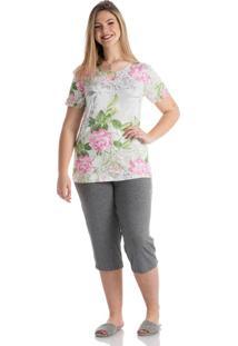 Pijama Agata Pescador Rosa/Xg