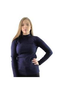 Blusa Facinelli Modal Trançada - 650765
