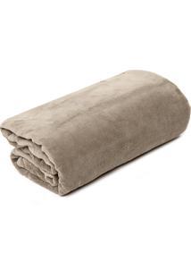 Cobertor Casal Buddemeyer Aspen Bege