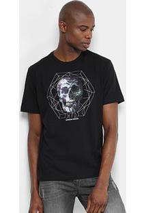 Camiseta Hd Estampa Death Space Masculina - Masculino