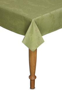 Toalha De Mesa Karsten Sempre Limpa Tropical Quadrada Verde