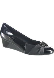 Sapato Usaflex Care Joanetes Anabela
