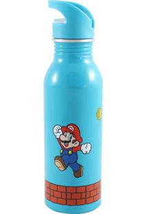 Garrafa Super Mario - Garrafa Super Mario - Zona Criativa