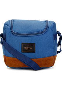 Bolsa Térmica Up4You - Masculino-Azul