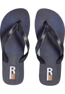 Chinelo Ride Skateboard Walk Preto