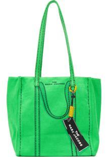 Marc Jacobs Bolsa Tote The Trompe L'Oeil - Verde