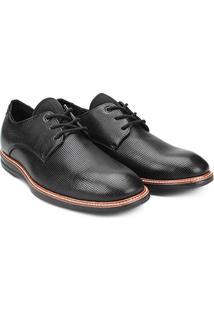 587f7a270 ... Sapato Casual Couro Mariner Perfuros Marrocos Masculino - Masculino