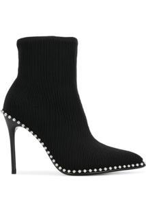 Alexander Wang Ankle Boot 'Eri' - Preto