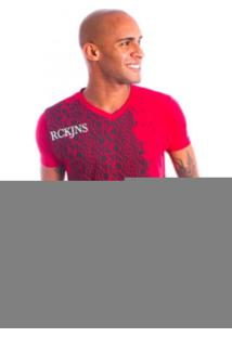 Camisa Rockstar Rckjns Vermelho