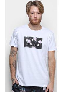 Camiseta Billabong Diecut Logo Masculina - Masculino