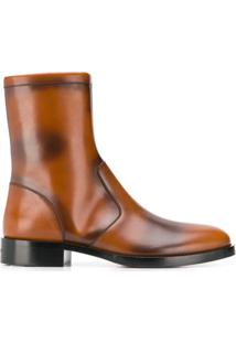 Givenchy Ankle Boot Cruz - Marrom