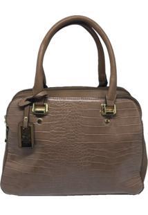 Bolsa Importada Casual Sys Fashion 8543 Caqui