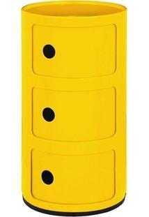 Módulo Castelli 3 Andares - Amarelo
