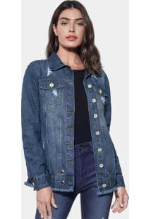Jaqueta Jeans Jeans Medio