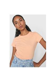 Camiseta Malwee Lisa Laranja