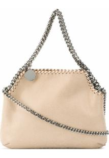 Stella Mccartney Bolsa Tiracolo Falabella Mini - Neutro