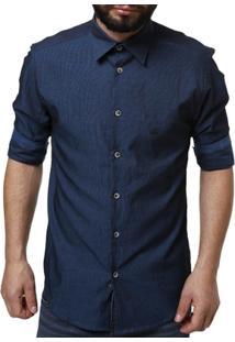 Camisa 3/4 Urban City Masculina - Masculino