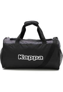 Mala Kappa Gym Bag Lineman Preta