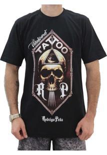 Camiseta Vitaboard Rodrigo Pena Preta