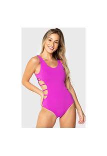 Maiô Body Pink-242622-Pink