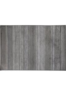 Tapete Belga Modern Desenho 11 2.40X3.30 - Edantex - Cinza