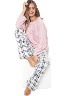 Pijama Any Any Angel Rosa