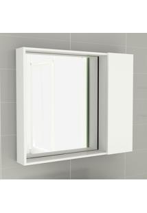 Espelheira 38 Branca Tomdo Móveis