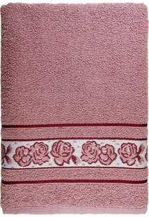 Toalha De Banho Avulsa - Appel - Beauty - Rosa Místico