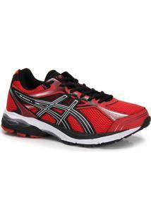 Tênis Running Masculino Asics Gel Equation - Vermelho