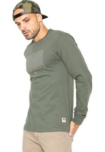 Camiseta Hang Loose Wavy Verde