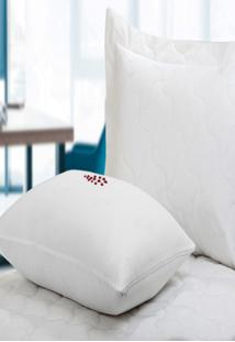 Lençol Protetor De Colchão Queen Teka Comfort Dry 180 Fios