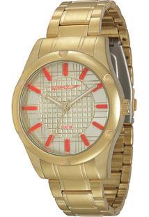 Relógio Speedo Analógico - Feminino-Dourado