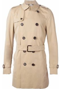 Burberry Trench Coat - Neutro