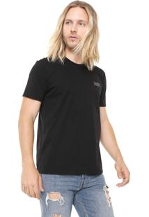 Camiseta Ellus São Paulo Preta
