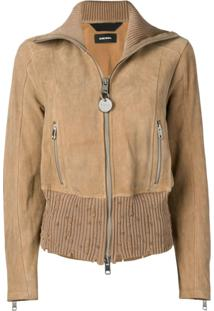 Diesel L-Lys-A Zipped Jacket - 76N